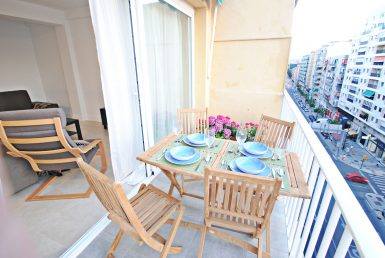 Malaga Center Apartment Salitre