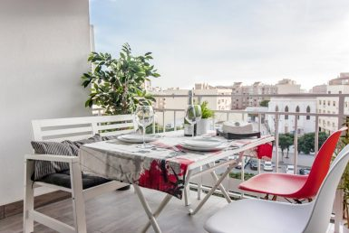 Malaga center apartment salitre 3