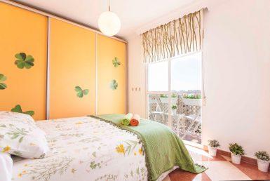 Malaga center apartment camino suarez
