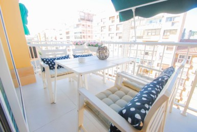Malaga Center Salitre Terrace & Parking Free