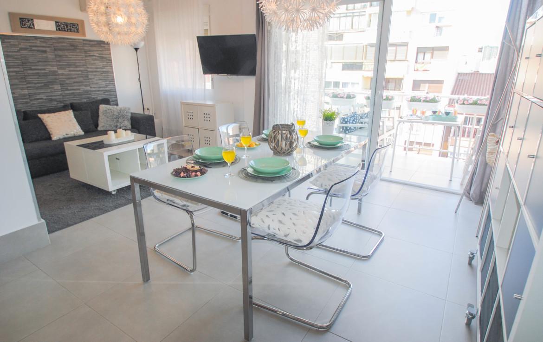 Malaga Center Salitre Terrace & Parking Free   Malaga Center Flat