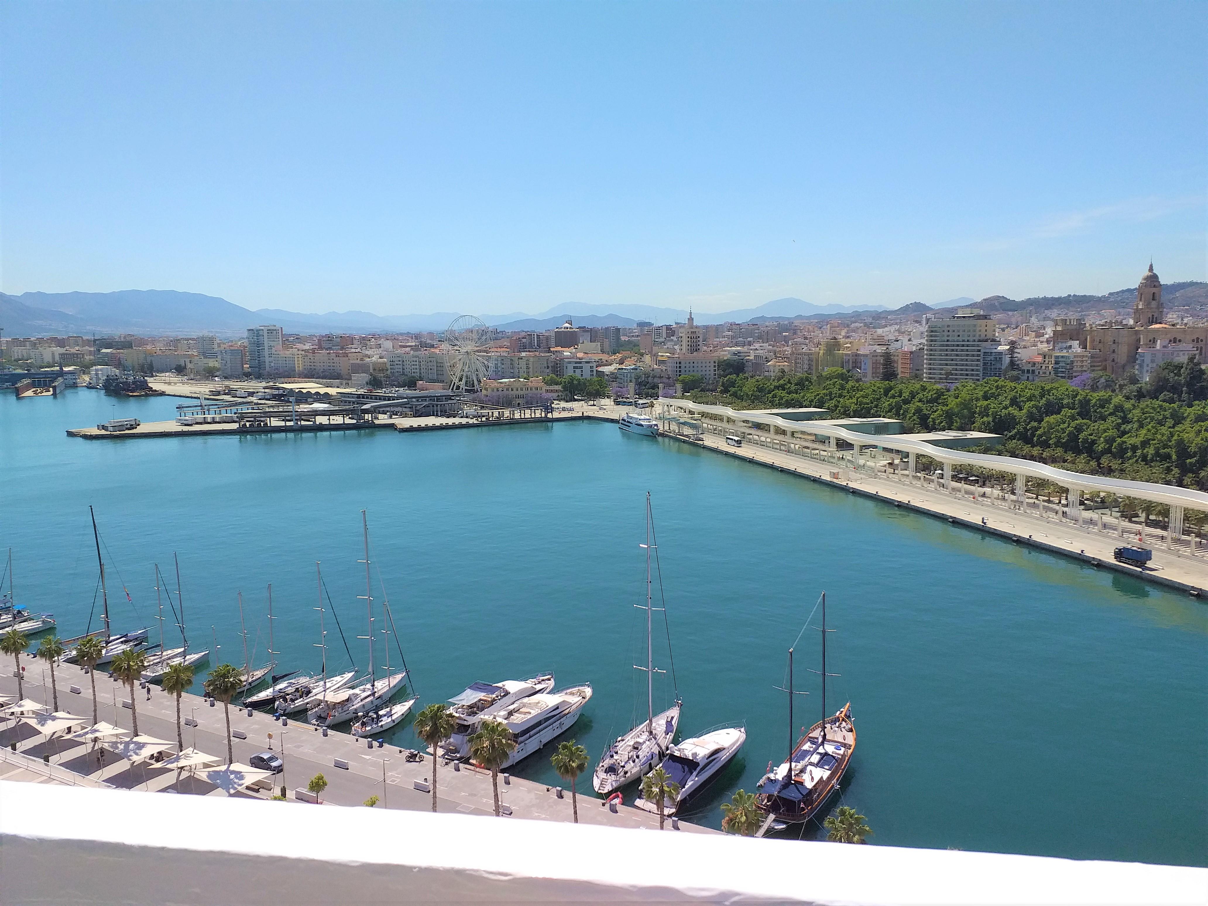 Malaga apartamento cerca de la playa