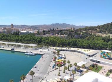 Malaga Seaviews Marina 2 Bedrooms