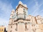 Malaga Center Holidays Cathedral