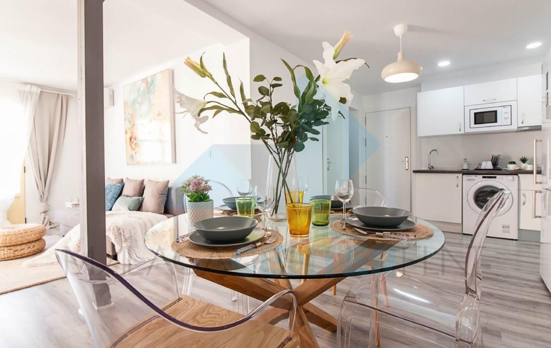Malaga new apartment