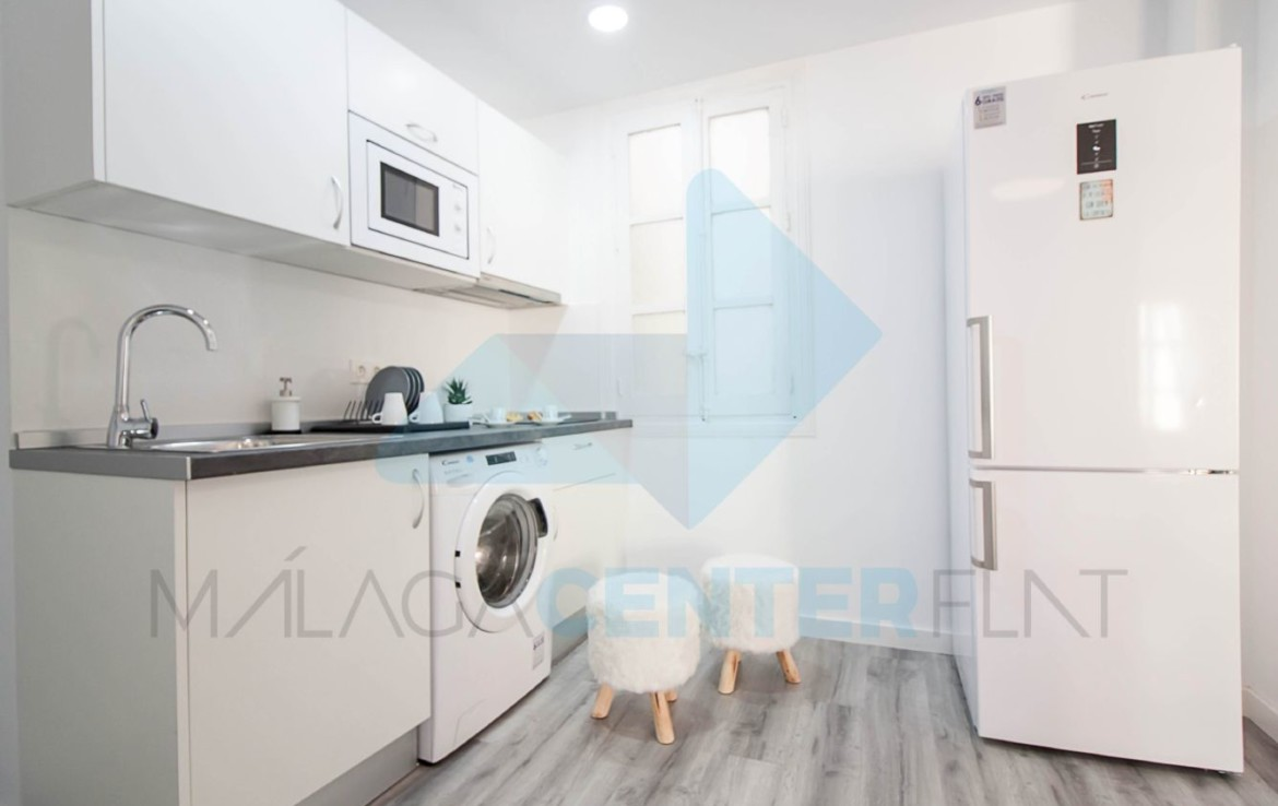 apartment in the south in Malaga