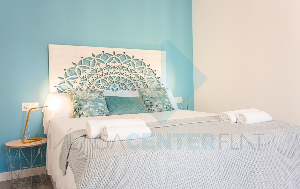 apartment for couple in Malaga