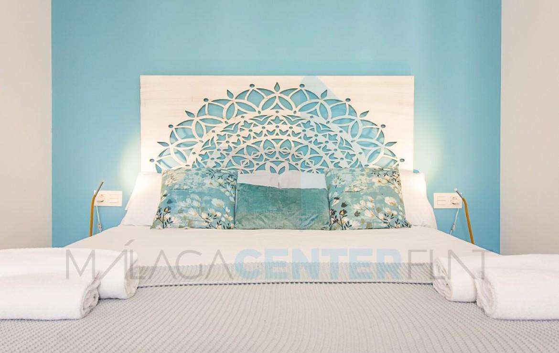 Malaga apartment for couple