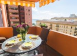 Malaga Exclusive Beach apartment with terrace