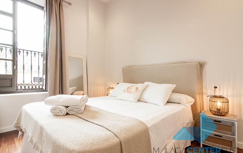 bedroom center Malaga