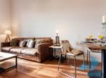 living room Malaga Luxury City Center