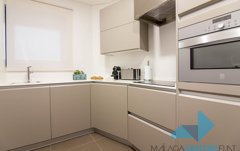 Kitchen center Malaga